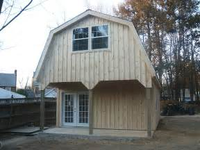 gallery for gt gambrel roof style