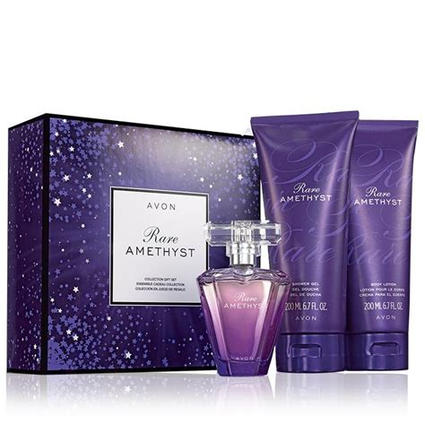 Seprai Amechyst Salem 4 amethyst gift set a glamorous and captivating collection the of