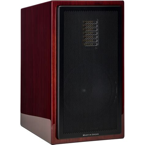 martinlogan motion 35xt 2 way bookshelf speaker mo35xtgdc b h