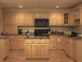 Natural Wood Kitchen Cabinets Natural Maple Wood Kitchen Cabinets Affordable Discounts