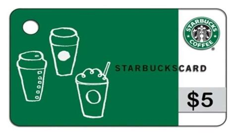 Does Starbucks Have 5 Gift Cards - eight inexpensive christmas presents ideal for secret santa quinceanera