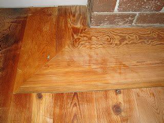 Installing the Antique Heart Pine Flooring   Pretty Handy Girl