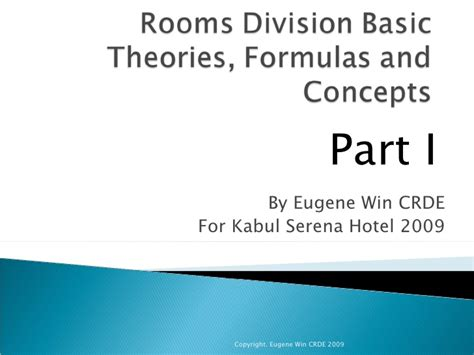 what is room division management in hotel rooms division basic theories i rate set up and forecasting