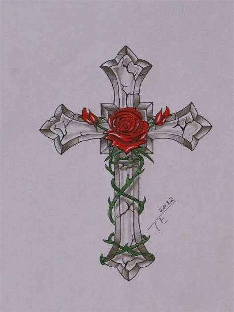 tattoo flash making 116 best images about cross on pinterest tribal cross