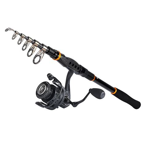 best light rod and reel combo 5 best fishing rod and reel combo kits for a beginner