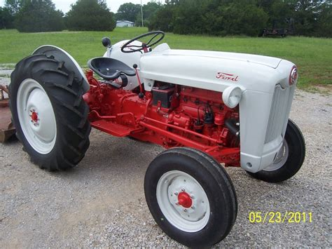 1953 ford 8n golden jubilee 1953 ford golden jubilee 2012 06 21 tractor shed