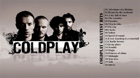 coldplay hits coldplay greatest hits album best songs of coldplay