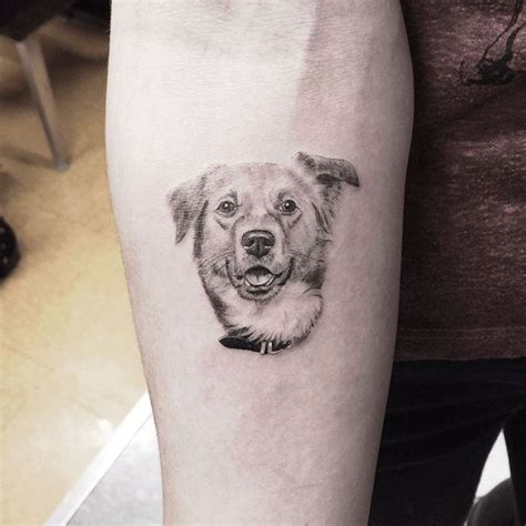 small dog tattoos best 25 tattoos ideas on pet tattoos