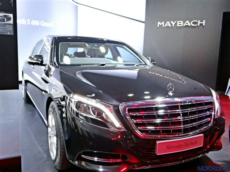 mercedes maybach s 600 guard