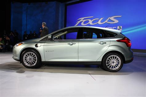 ford focus electric otomotiv kuluebue