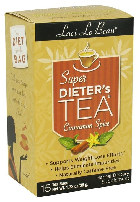 Beau Tea Detox by Buy Laci Le Beau Dieter S Tea Cleanse Cinnamon