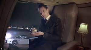 jaguar tom hiddleston jaguar ad with tom hiddleston banned for promoting