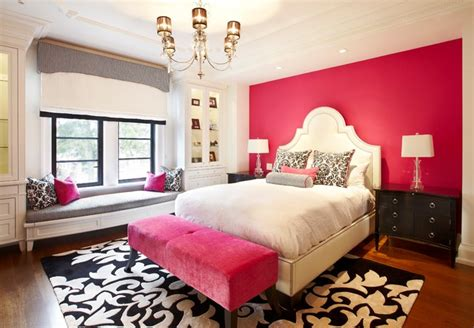 hot pink bedroom 20 hot pink bedrooms design ideas with pictures