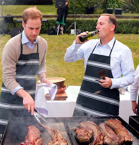 Hosting Cocktail Party - barbecue at premier house premiers and prime ministers te ara encyclopedia of new zealand