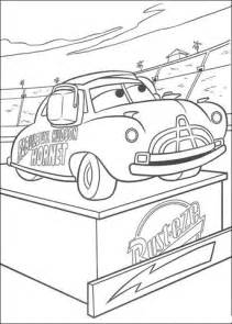 doc hudson on a pedestal coloring page free printable
