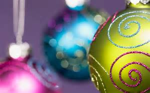 christmas balls full hd wallpaper and background