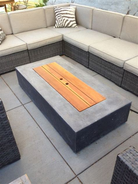 gas coffee table best 25 gas pits ideas on gas table