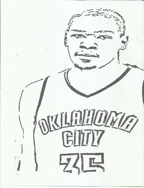 coloring pages kevin durant kevin durant shoes coloring pages sketch coloring page