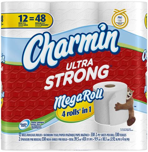 Who Makes Charmin Toilet Paper - upc 037000865230 charmin ultra strong toilet paper 12 mega