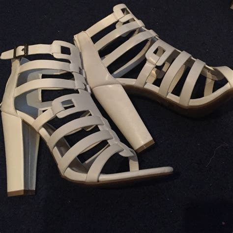 rue21 shoes 37 rue21 shoes new rue 21 white sandals from