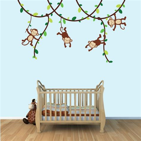 how to out baby nursery wall stickers blogbeen