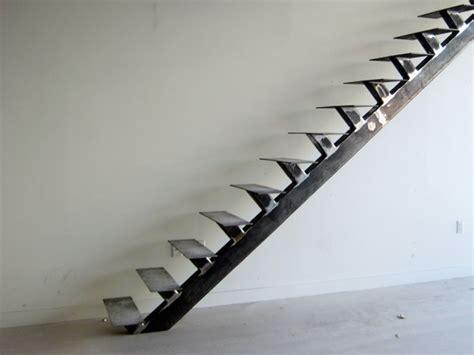 scale a sbalzo per interni scale in metallo produzione scale moderne a giorno
