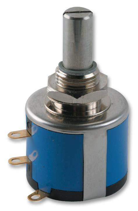 Ready Potensiometer 10k 534b1501jlb potentiometer 2w 500r vishay spectrol