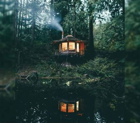 Cabin Kits In Washington State by Our World The Casual Observer