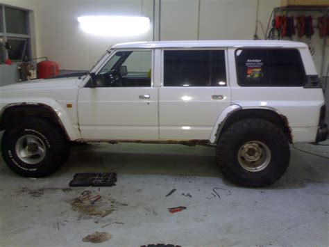 nissan patrol 1995 cusoon 1995 nissan patrol specs photos modification info