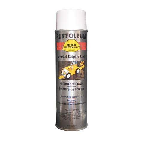 spray paint lowes shop rust oleum 18 oz white matte spray paint at lowes