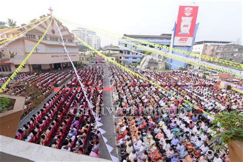 themes udupi udupi bishop gerald emphasizes love unity at annual