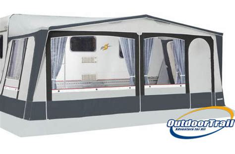 eurovent caravan awning eurovent adriatic full size traditional caravan awning outdoor trail ltd