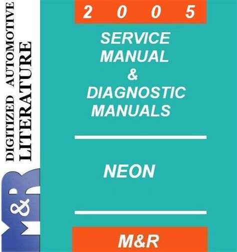 service manual auto repair manual free download 2005 dodge neon user handbook dodge plymouth 2005 neon pl dodge service manual diagnostic manuals download