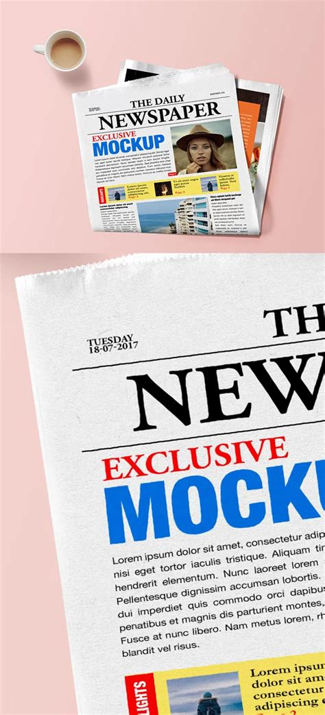 Daily Newspaper Psd Mockup Psd Mock Up Templates Pixeden Free Psd Mockup Templates 30 Fresh Mock Ups Freebies Graphic Design Junction