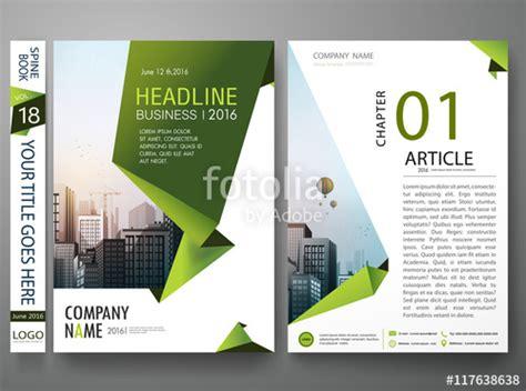 magazine layout design vector quot flyers design template vector business brochure report