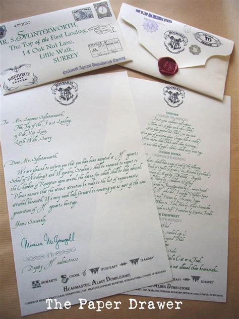 Hogwarts Acceptance Letter Prank pin by kelli kulas on i harry potter