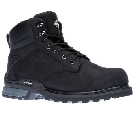 dickies boots steel toe new mens dickies canton steel toe cap safety work ankle