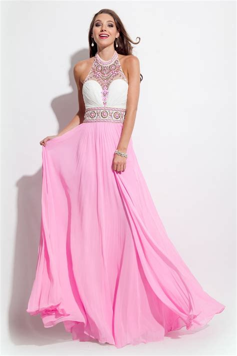 pink and white dress pink white prom dresses where is lulu fashion collection