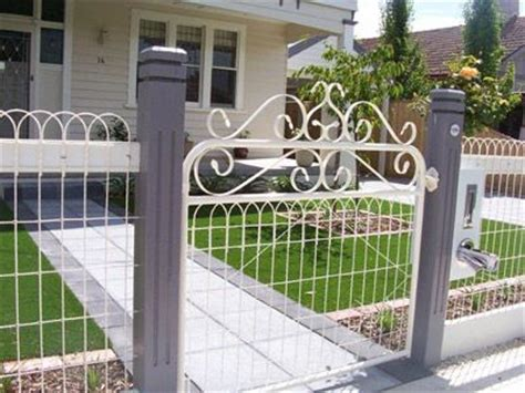 Garden Arch Geelong The 25 Best Front Fence Ideas On Front Yard