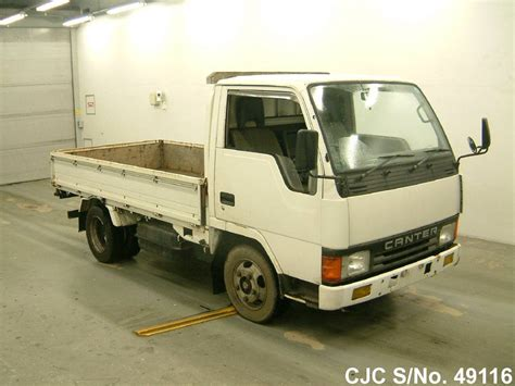 mitsubishi trucks 1990 1990 mitsubishi canter truck for sale stock no 49116