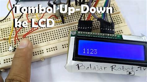 tutorial arduino indonesia pdf tombol up down ke lcd tutorial arduino indonesia 13