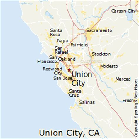 zip code map union city ca union city ca map my blog