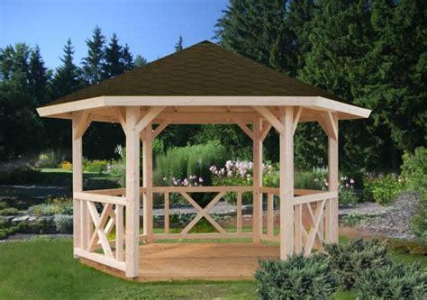 Gartenpavillon 3x4 by Betty Hexagonal Gazebo 3 37m