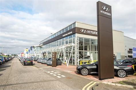 Hyundai Dealer Ship by Vertu Motors Invests 163 600 000 In Renovating Hyundai