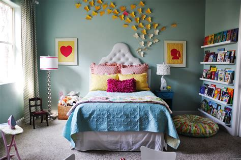 Big Bedrooms For Girls | big girl bedroom ideas