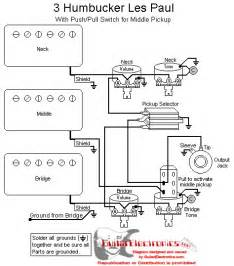 4 wire wiring diagram gibson les paul