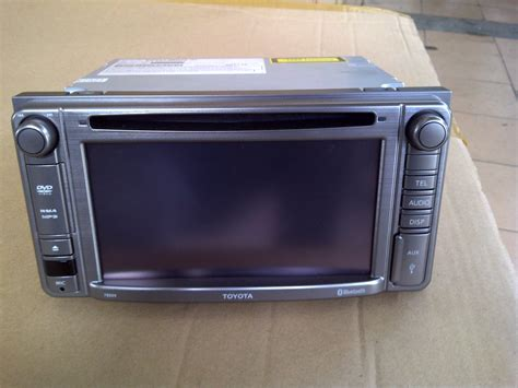 Toyota Innova Original Headunit Mundur Input unit kenwood alpine copotan jazz crv freed innova fortuner kondisi gress