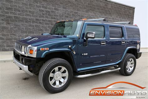 how cars work for dummies 2008 hummer h2 engine control 2008 h2 hummer suv limited edition ultra marine metallic envision auto calgary highline