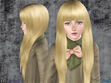 childs hairstyles sims 4 sims 3 hair child