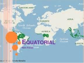 Plants In Tropical Rainforest Biome - equatorial climate rainforests